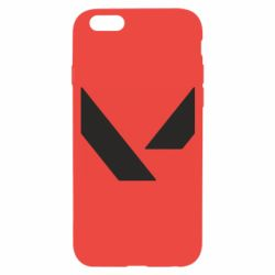 Чохол для iPhone 6 Valorant sign