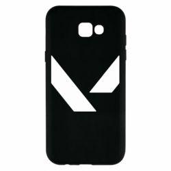 Чохол для Samsung A7 2017 Valorant sign