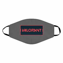 Маска для обличчя Valorant text