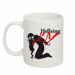 Кружка 320ml Van Hellsing - FatLine
