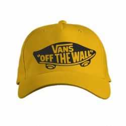 кепка Vans of the walll Logo - FatLine