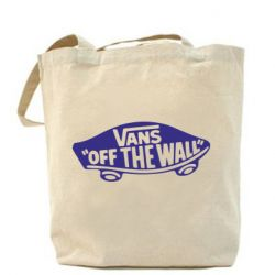 Сумка Vans of the walll Logo - FatLine