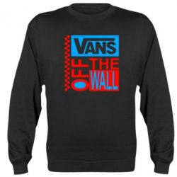 Реглан (свитшот) Vans of the walll - FatLine