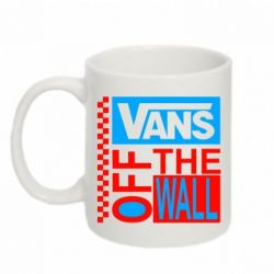 Кружка 320ml Vans of the walll - FatLine