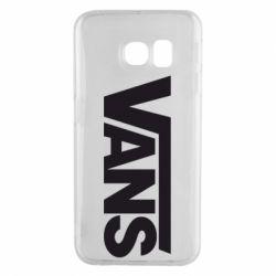 Чохол для Samsung S6 EDGE Vans