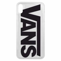 Чохол для iPhone Xs Max Vans