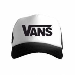 Дитяча кепка-тракер Vans
