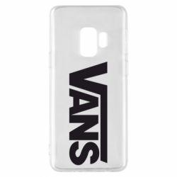 Чохол для Samsung S9 Vans