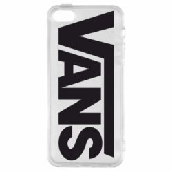 Чохол для iphone 5/5S/SE Vans