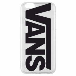 Чохол для iPhone 6/6S Vans