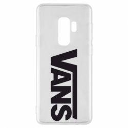 Чохол для Samsung S9+ Vans