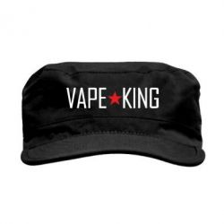 Кепка милитари Vape King - FatLine