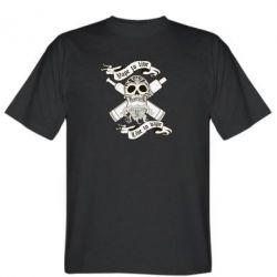 Мужская футболка Vape to live - FatLine