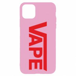 Чехол для iPhone 11 Vape Vans