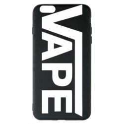 Чехол для iPhone 6 Plus/6S Plus Vape Vans