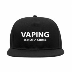 Снепбек Vaping is not a crime