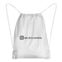 Рюкзак-мешок Vash nik