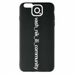 Чехол для iPhone 6 Plus/6S Plus Vash nik