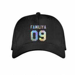 Купить Детская кепка Ваша фамилия и номер голограмма, FatLine