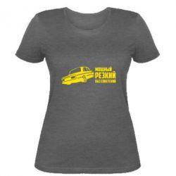 Женская футболка Ваз советский