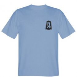 Мужская футболка ВАЗ - FatLine