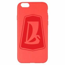 Чехол для iPhone 6 Plus/6S Plus ВАЗ