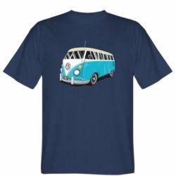 Мужская футболка Vector Volkswagen Bus