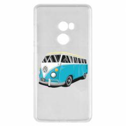 Чехол для Xiaomi Mi Mix 2 Vector Volkswagen Bus