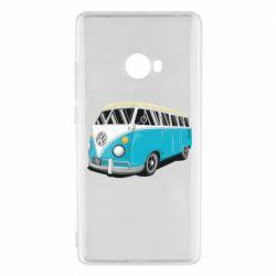 Чехол для Xiaomi Mi Note 2 Vector Volkswagen Bus