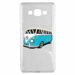 Чехол для Samsung A5 2015 Vector Volkswagen Bus