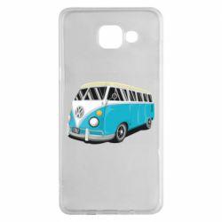 Чехол для Samsung A5 2016 Vector Volkswagen Bus