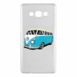 Чехол для Samsung A7 2015 Vector Volkswagen Bus