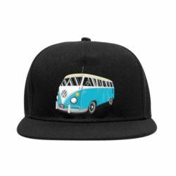 Снепбек Vector Volkswagen Bus