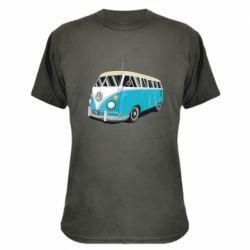Камуфляжная футболка Vector Volkswagen Bus