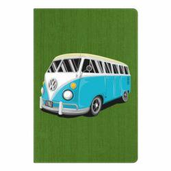 Блокнот А5 Vector Volkswagen Bus
