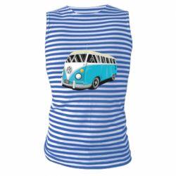 Майка-тельняшка Vector Volkswagen Bus