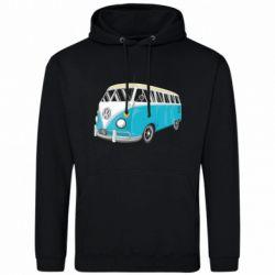 Мужская толстовка Vector Volkswagen Bus
