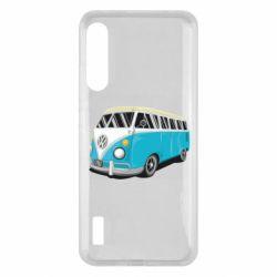 Чохол для Xiaomi Mi A3 Vector Volkswagen Bus
