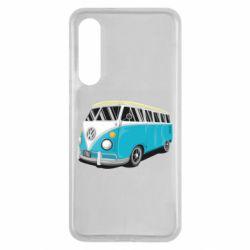 Чехол для Xiaomi Mi9 SE Vector Volkswagen Bus