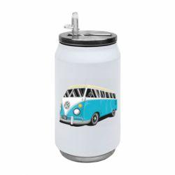 Термобанка 350ml Vector Volkswagen Bus