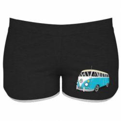 Женские шорты Vector Volkswagen Bus