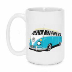 Кружка 420ml Vector Volkswagen Bus