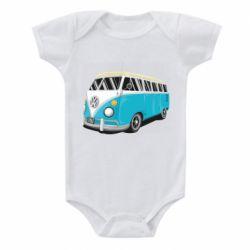 Детский бодик Vector Volkswagen Bus