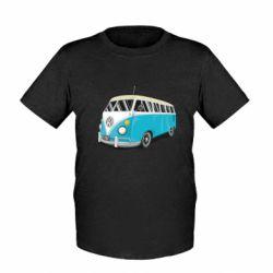 Детская футболка Vector Volkswagen Bus
