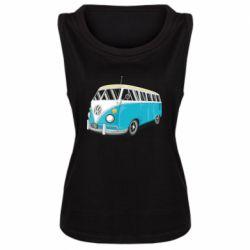 Женская майка Vector Volkswagen Bus