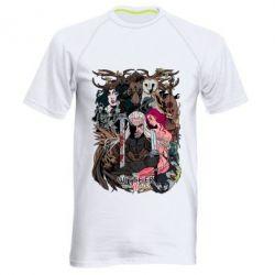 Купить Мужская спортивная футболка Ведьмак 1, FatLine