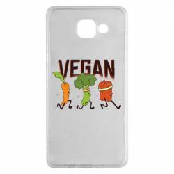 Чохол для Samsung A5 2016 Веган овочі