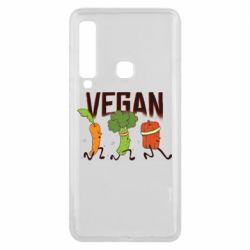 Чохол для Samsung A9 2018 Веган овочі