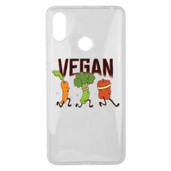 Чохол для Xiaomi Mi Max 3 Веган овочі