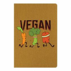Чоловіча футболка Веган овочі